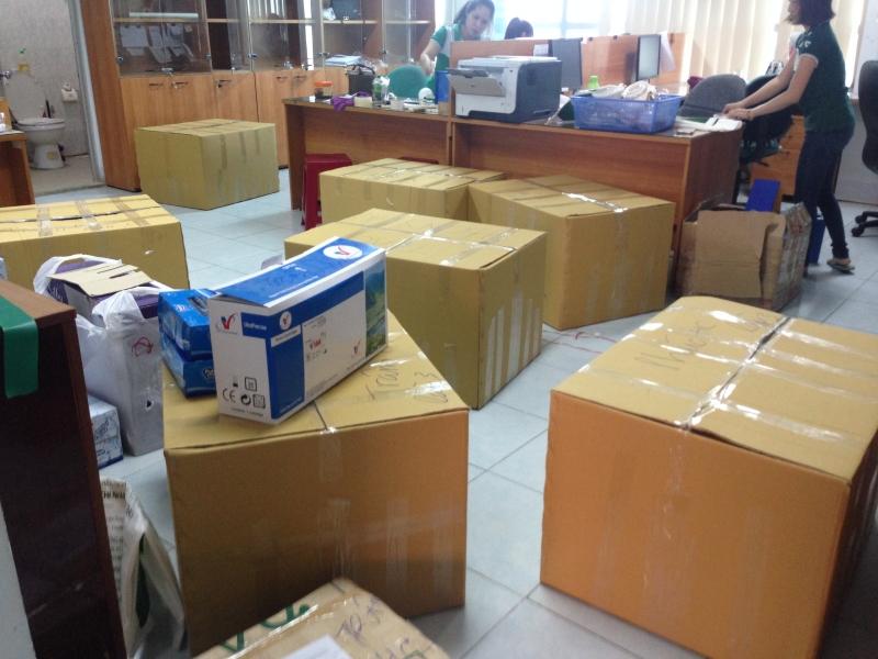 Kinh nghiệm chọn dịch vụ đóng gói hàng hóa khi chuyển nhà, chuyển văn phòng1