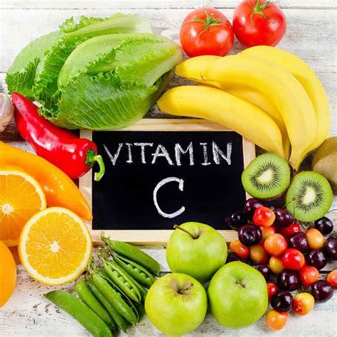 Lưu ý bổ sung vitamin C cho cơ thể.