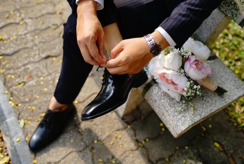 3 Mẫu giày nam cho chú rể đẹp nhất 2020 bạn không nên bỏ qua (1)