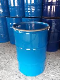 Đặc điểm các dạng thùng phuy sắt đựng hóa chất.