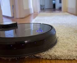 Công nghệ thông minh của robot hút bụi ecovacs dg36.